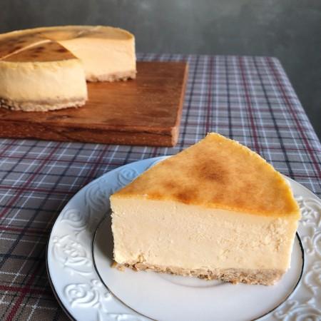 紐約重乳酪蛋糕New York Style Cheesecake