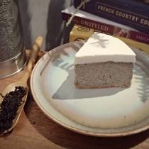 岩雪茶韻重乳酪蛋糕 Charcoal Roasted Oolong Tea Cheesecake