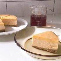 青檸桔香重乳酪蛋糕 Lemon and Kumquat New York Style Cheesecake