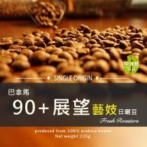 巴拿馬  90+ 瑰夏莊園 Perci [N]展望◆日曬豆◆藝妓◆莊園精品咖啡豆  半磅/袋