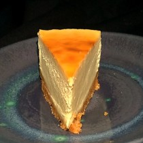 紐約重乳酪蛋糕	New York Style Cheesecake
